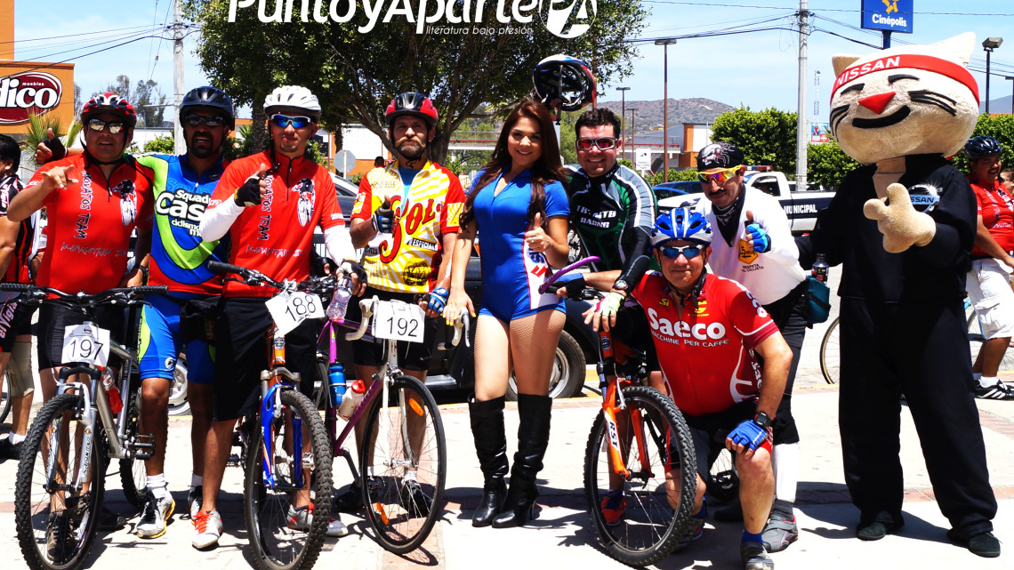 paseo ciclista tijuana tecate